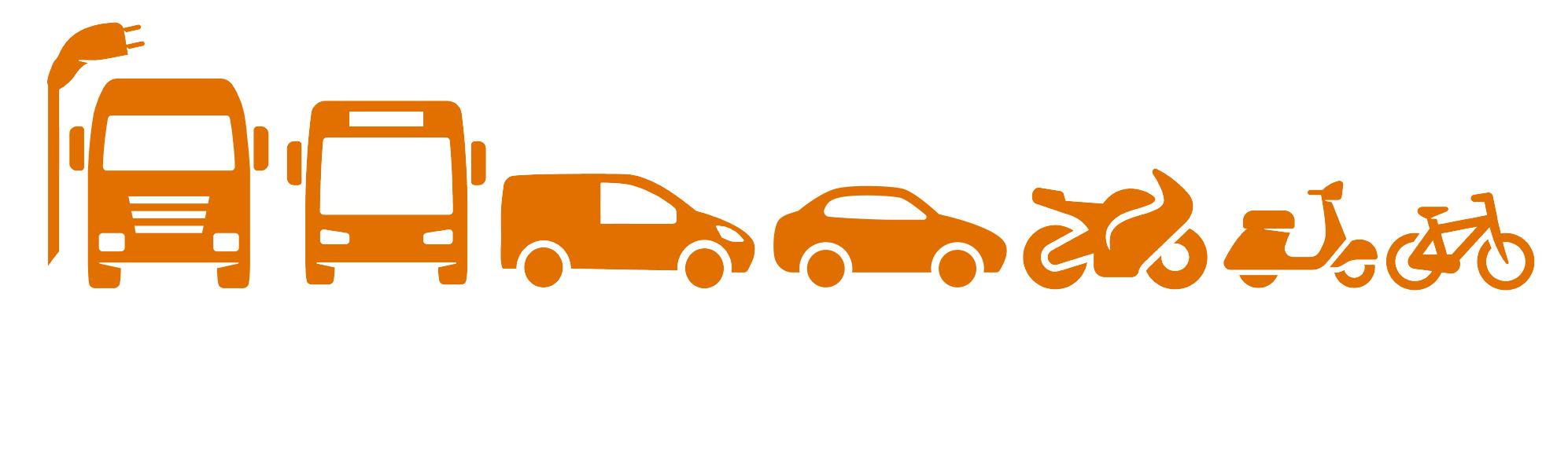 Totaaloverzicht cijfers elektrisch vervoer