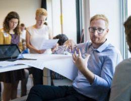 Design Thinking sessie