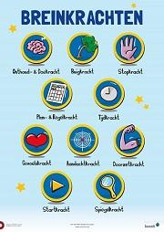 De 10 Breinkrachten van het programma Breinhelden