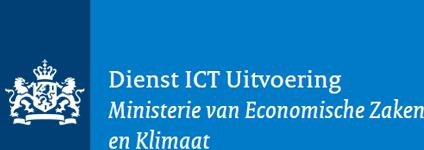 Dienst ICT Uitvoering Ministerie van Economische Zaken en Klimaat