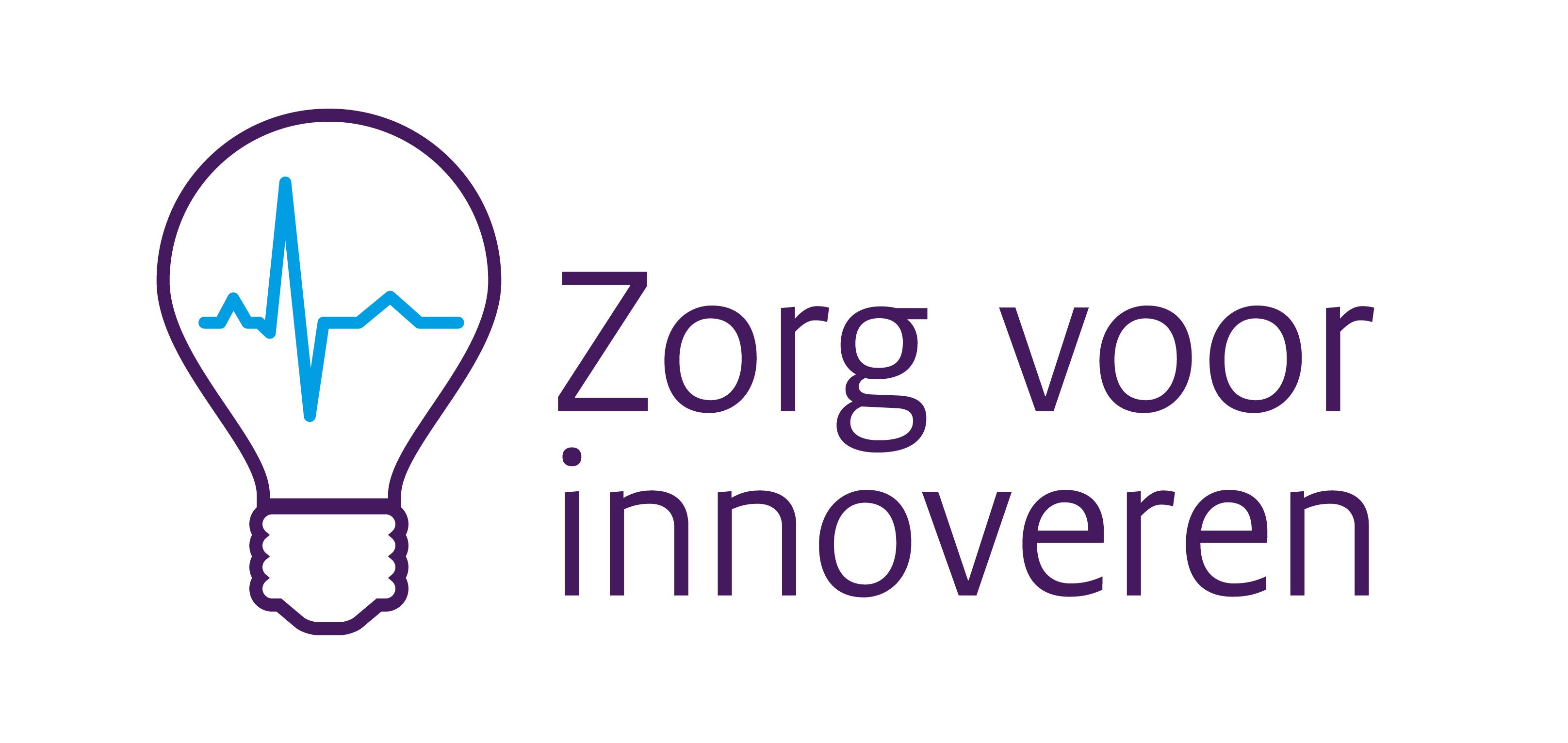 Logo Zorg voor innoveren