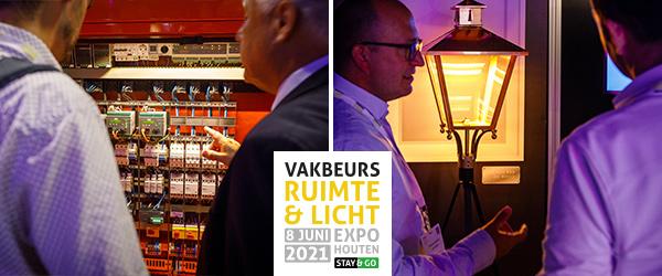 Vakbeurs Ruimte Licht Expo Houten