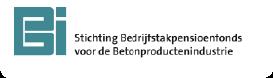 Stichting Bedrijfstakpensioenfonds voor de Betonproductenindustrie