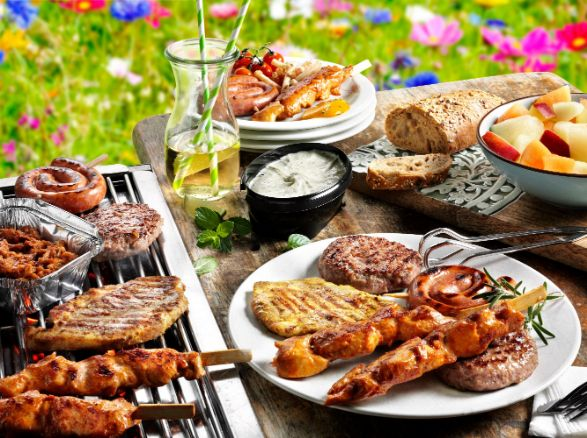 Bestel uw all in barbecue in Amsterdam | A Z Barbecue
